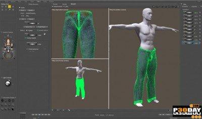 دانلود Smith Micro Poser Pro 11.1.1.35540 - ساخت شخصیت سه بعدی