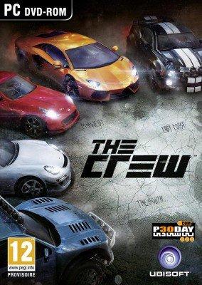 دانلود بازی The Crew برای کامپیوتر