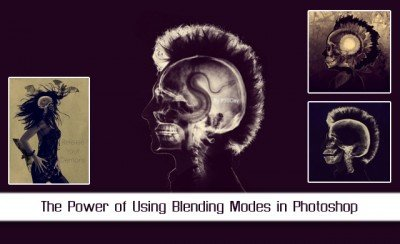 دانلود ویدیو آموزشی The Power of Using Blending Modes in Photoshop