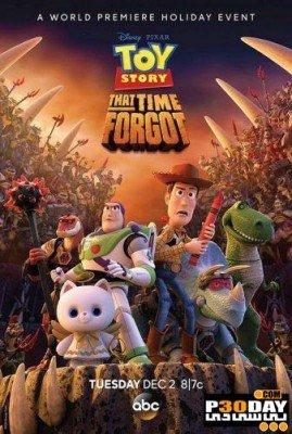 دانلود انیمیشن کوتاه Toy Story :That Time Forgot 2014