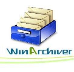 دانلود WinArchiver 4.1 – فشرده سازی فایل های کامپیوتر