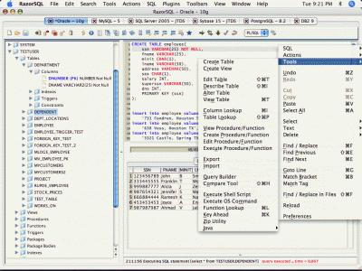 دانلود Richardson Software RazorSQL 8.5.3 - مدیریت پایگاه داده ریچاردسون