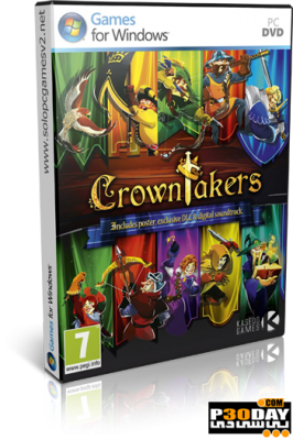 Crowntakers Games For PC