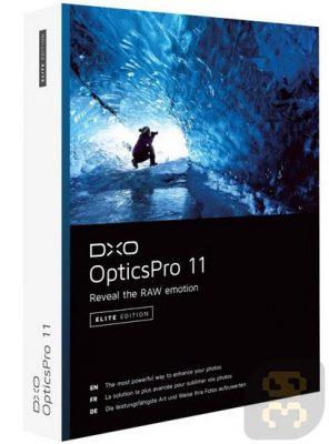 دانلود DxO Optics Pro 11.4.1 - افزایش کیفیت عکس های دیجیتال