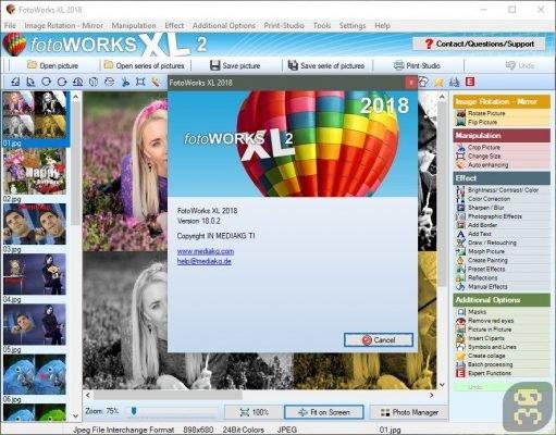 دانلود FotoWorks XL 2020 v20.0.1 - ویرایش تصاویر دیجیتال