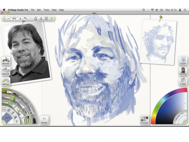 Ambient Design ArtRage 6.0.8 - Drawing Paint In Windows