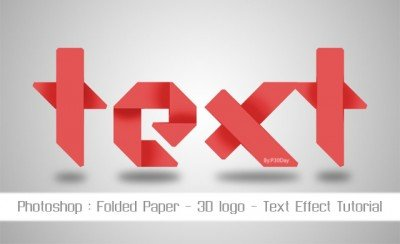 Educational Video Making 3D Texts In Photoshop 1