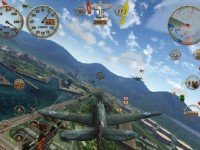 دانلود بازی هواپیمایی Sky Gamblers Storm Raiders برای کامپیوتر