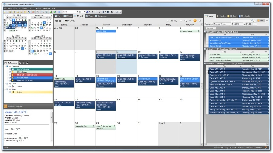 VueMinder Ultimate 2019.03 - Reminders U0026 Manage Daily Issues