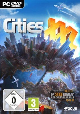 Cities XXL Games For PC