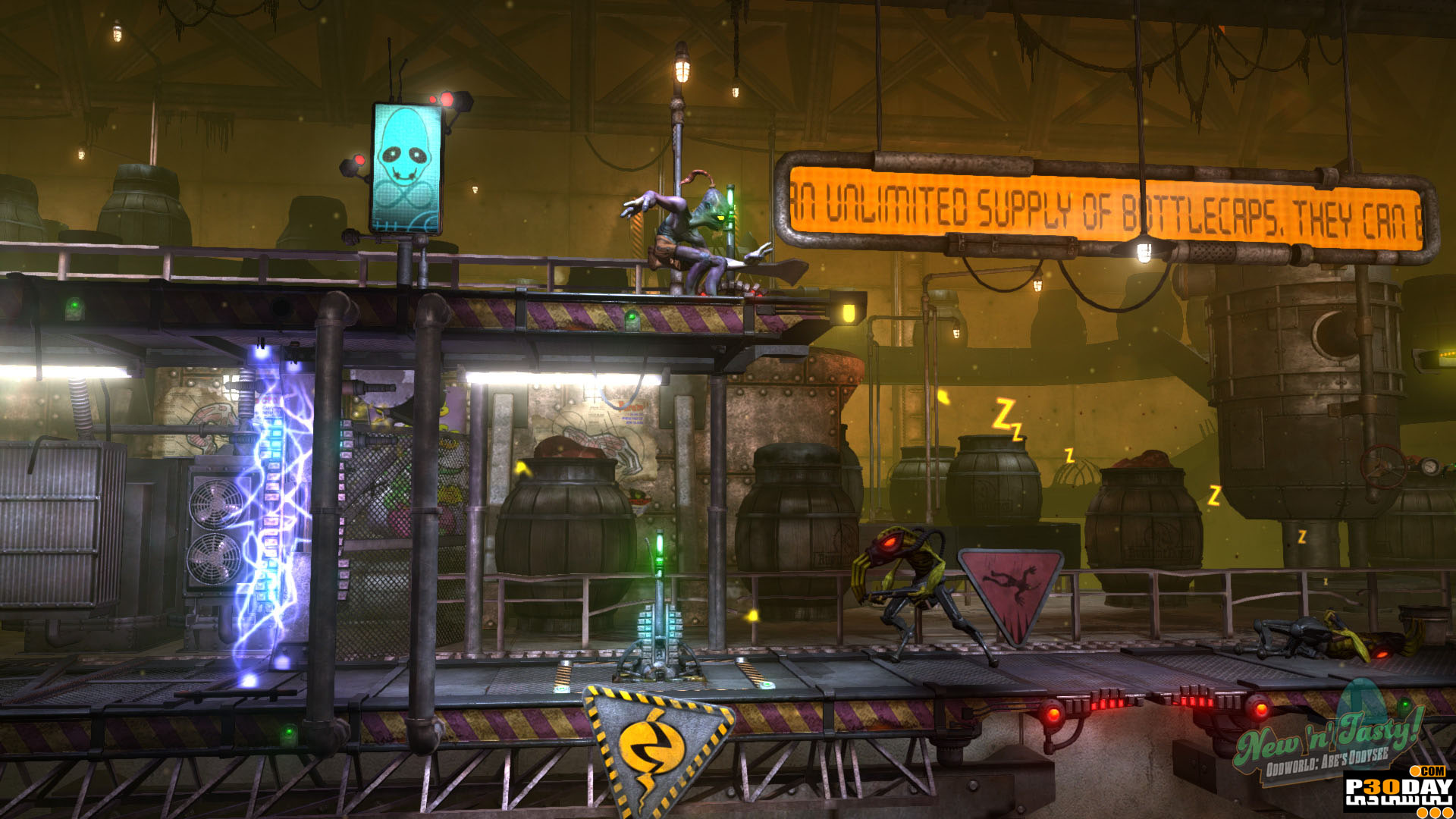 Oddworld Abes Oddysee New N Tasty For PC