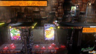 Oddworld Abes Oddysee New N Tasty 4
