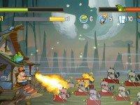 Swamp Attack v3.0.1 - بازی تفننی حمله به مرداب اندروید