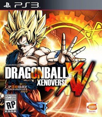 Dragonball Xenoverse ps