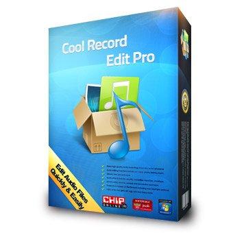 نرم افزار ویرایش و تدوین صدا Cool Record Edit Deluxe 9.8.0