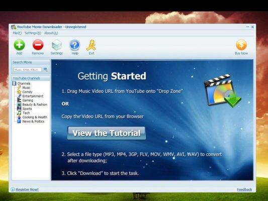 دانلود Youtube Movie Downloader v3.3.1.2 - دانلود ویدیوهای YouTube