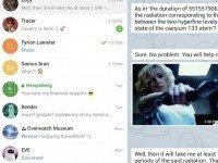 دانلود تلگرام Telegram 5.7.0 - مسنجر سریع,سبک و امن اندروید