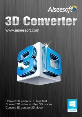 دانلود Aiseesoft 3D Converter 6.5.8 - مبدل ویدیوهای 3 بعدی