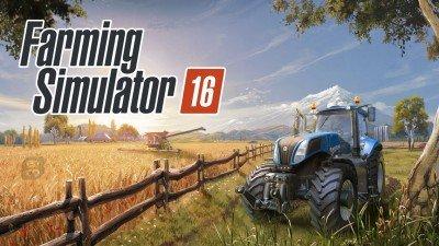 دانلود Farming Simulator 16 1.1.1.6 - بازی شبیه سازی کشاورزی اندروید
