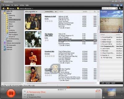 دانلود MediaMonkey Gold 5.0.0.2238 - مدیریت و پخش فایلهای صوتی