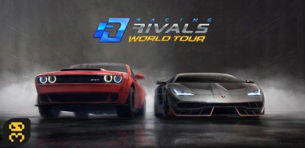 دانلود Racing Rivals v7.3.1 - بازی مسابقه رقبا اندروید