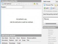 دانلود Advanced Renamer 3.79 - تغییر نام همزمان فایل ها