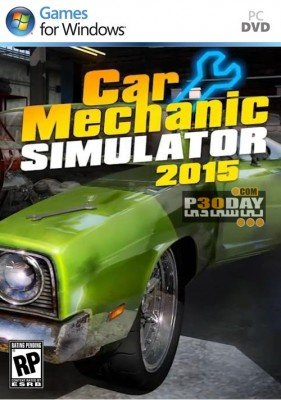 دانلود بازی Car Mechanic Simulator 2015 Visual Tuning برای PC