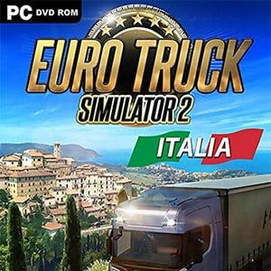 دانلود بازی Euro Truck Simulator 2 Italia + کرک + DLC