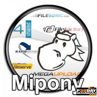دانلود Mipony Pro 3.0.5 Final – دانلود رایگان از سایت های اشتراک گذاری