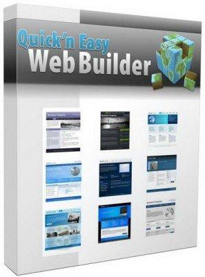 دانلود Quick 'n Easy Web Builder 7.1.0 Final – نرم افزار طراحی صفحات وب