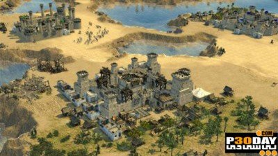Stronghold Crusader 2 The Emperor and The Hermit 2