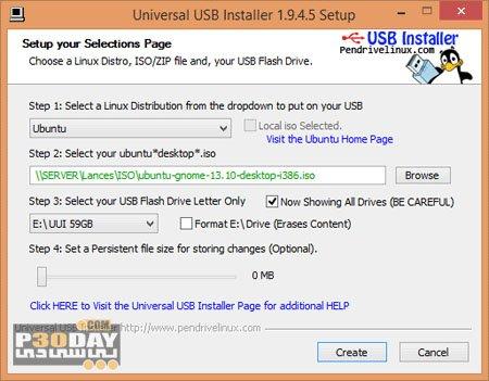 Universal USB Installer 1.9.8.6 - Install Linux Via USB