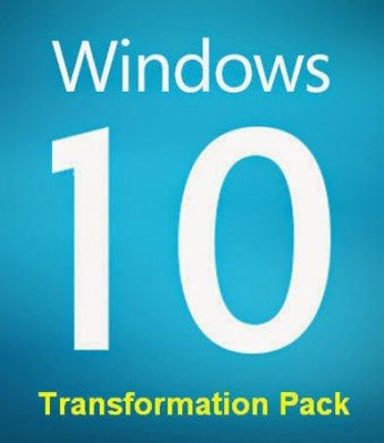 Windows 10 Transformation Pack 5.0 – پک تبدیل به ویندوز 10