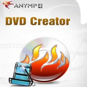 دانلود AnyMP4 DVD Creator 7.2.58 – ساخت سریع منو دیسک های DVD
