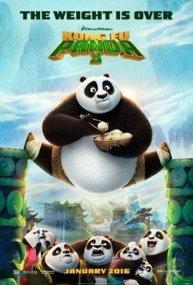 دانلود انیمیشن Kung Fu Panda 3 2016 با لینک مستقیم + زیرنویس فارسی