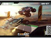دانلود MMX Racing v1.16.9320 - بازی مسابقه ماشینهای غول پیکر اندروید