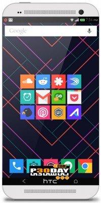 Minimal UI Icon Pack v5.1 – پک آیکن اندروید