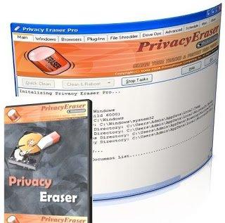 دانلود Privacy Eraser 4.46.2 B2752 – حذف ردپا در ویندوز