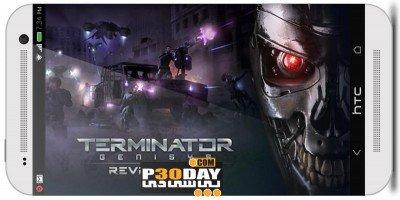 Terminator Genisys: Revoloution v2.0 – بازی نابودگر اندروید