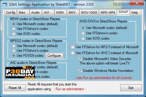 ADVANCED Codecs For Windows 7/8/10 V10.9.7 - Windows Audio And Video Codecs