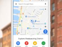 دانلود Google Maps 10.38.2 - نقشه گوگل مخصوص اندروید