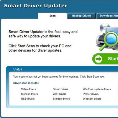 دانلود Smart Driver Updater 4.0.8 – آپدیت درایور سخت افزارها