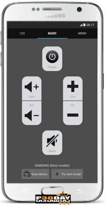 GALAXY UNIVERSAL REMOTE V4.2 – ریموت کنترل اندروید