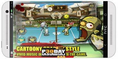 Zombie Smashball v1.6 – بازی توپ زامبی اندروید