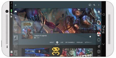 YouTube Gaming v1.0.0.8 – یوتیوب گیمینگ اندروید