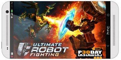 دانلود Ultimate Robot Fighting v1.2.119 – بازی مبارزهی رباتها اندروید