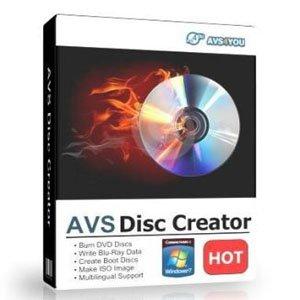 دانلود AVS Disc Creator 6.1.4.554 – رایت سریع دیسک ها