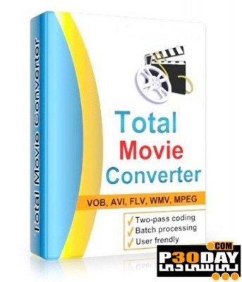دانلود Coolutils Total Movie Converter 4.1.0.36 – تبدیل فایل های ویدیویی