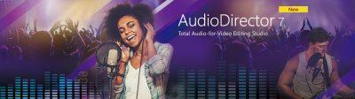 دانلود CyberLink AudioDirector Ultra 8.0.2031.0 - مدیریت و ساخت صداها