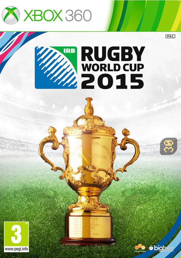 Rugby World Cup 2015 For XBOX360